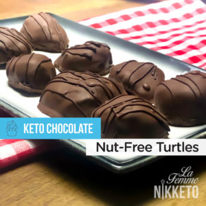 Keto Nut-free Turtles